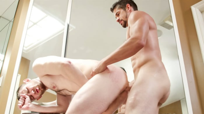 Jacob Peterson in 'Fuck Me Dry'