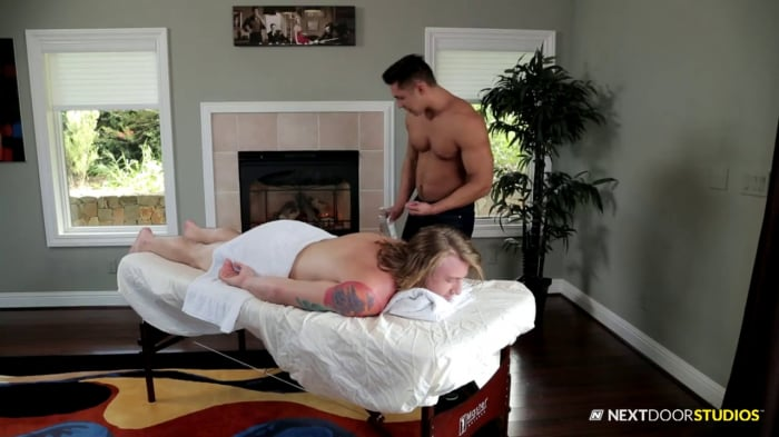 Seth Santoro in 'Sexual Tension'
