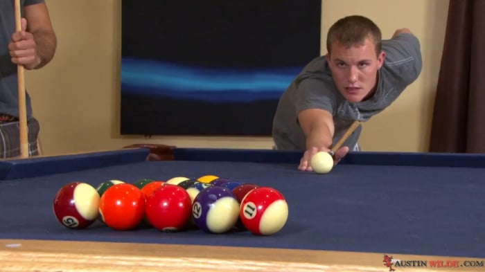 Alex Andrews in 'Billiards And Boners'