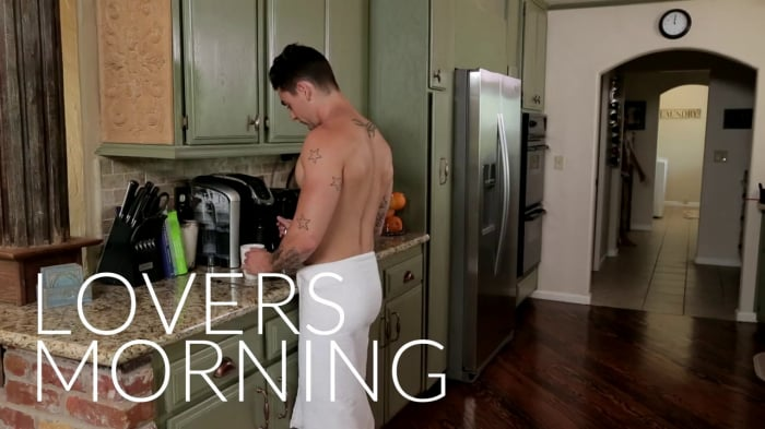 Alex Greene in 'Lovers Morning'