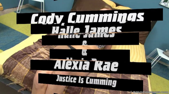 Alexia Rae in 'JUSTICE IS CUMMING'