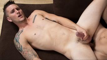 Allen Lucas in 'Touchy Therapist'