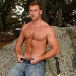 Andy Banks in 'Next Door Studios' Lumberjacked (Thumbnail 6)