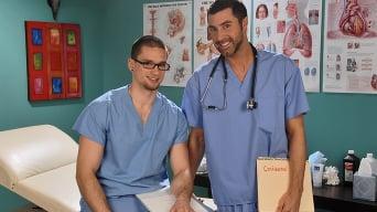 Anthony Romero in 'Anatomy Lessons'