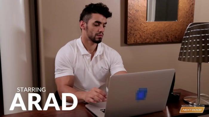 Arad in 'Greek Massage Part 2'