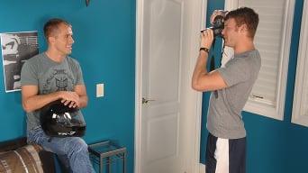 Brandon Lewis in 'Spitshine Clean'