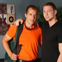 Brandon Lewis in 'Next Door Studios' Tee For Two (Thumbnail 10)