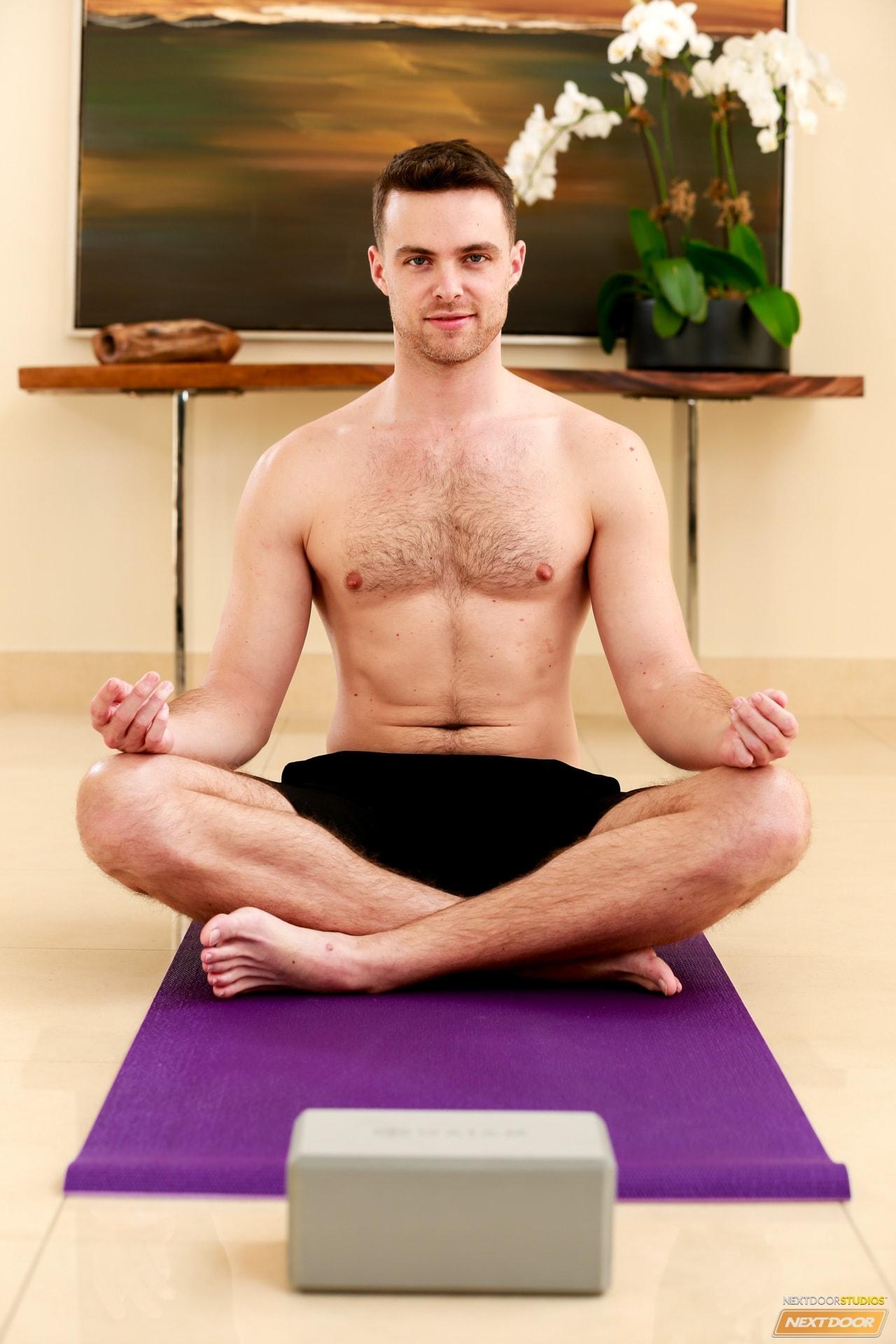 Next Door Studios 'Yoga Stretched' starring Brandon Moore (Photo 6)