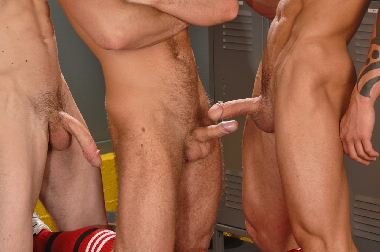 Hot Straight Dudes Frot