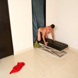Brenner Bolton in 'Next Door Studios' Homemade Glory Hole (Thumbnail 20)