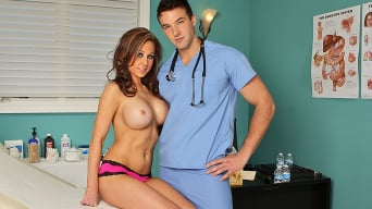 Brittney Bunny in 'BEDSIDE MANNERS'