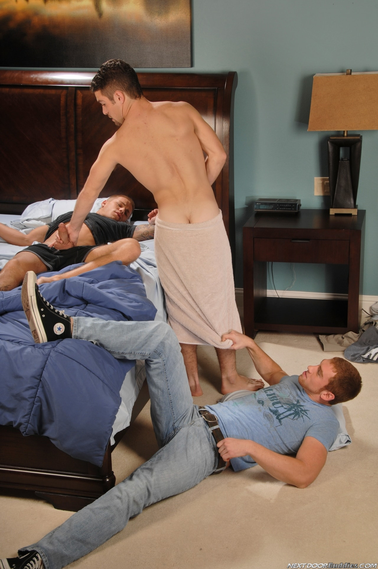 Next Door Studios 'Best Friends Do It Best' starring Brody Wilder (Photo 4)