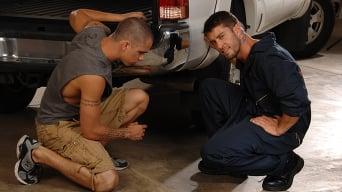 Cody Cummings in 'Cody's Muffler Repair'