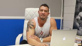 Cody Cummings in 'Private Office'