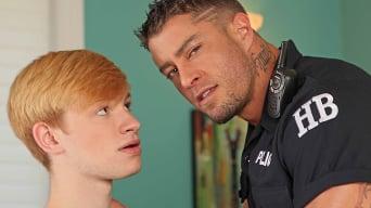 Cody Cummings in 'Strict Enforcement'