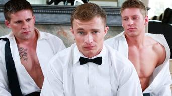 Cole Christiansen in 'Wedding Jitters'