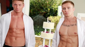 Cole Christiansen in 'Wedding Jitters Part 2'