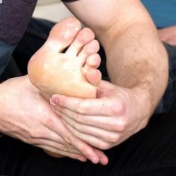Connor Halsted in 'Next Door Studios' Big Feet (Thumbnail 27)