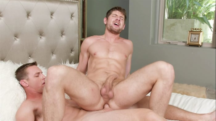 Connor Halsted in 'Private Contractor'