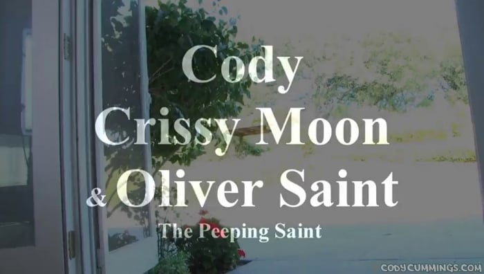 Crissy Moon in 'The Peeping Saint'