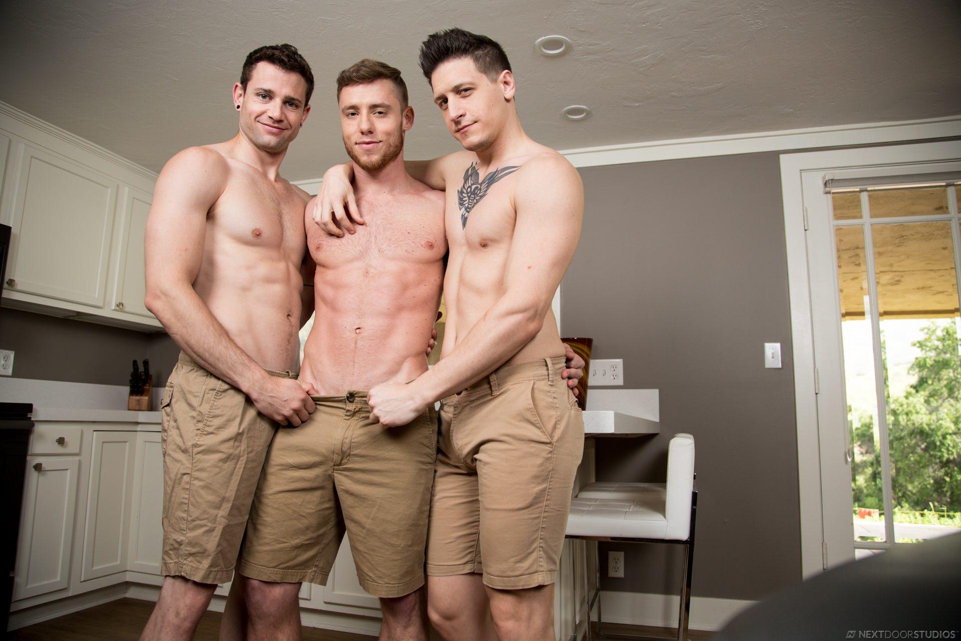 Next Door Studios 'Couples Fix' starring Dalton Riley (Photo 14)