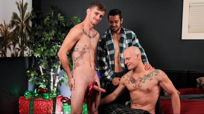 Dante Colle in 'A Gay Christmas Story'