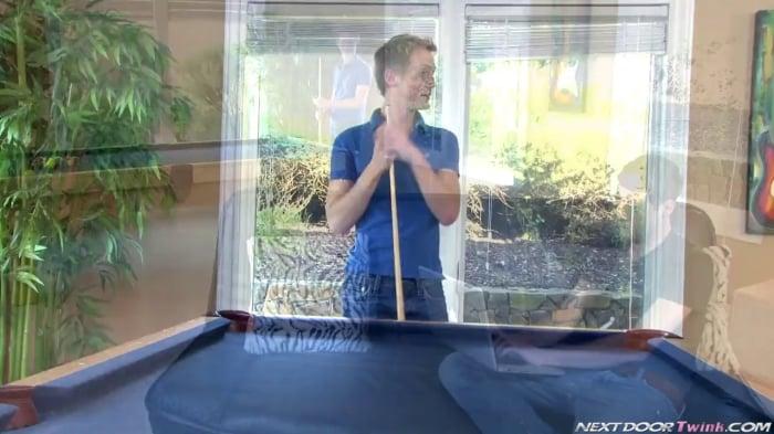 Hayden Chandler in 'Webcam Waiting Game'