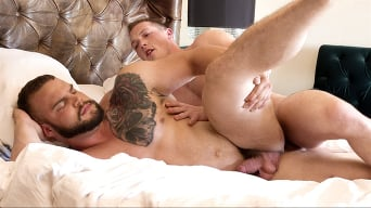 Jackson Cooper in 'Bed Buddies'