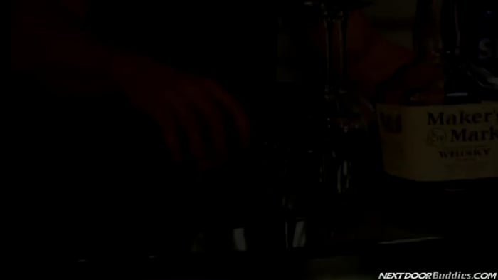 James Huntsman in 'Top Shelf'