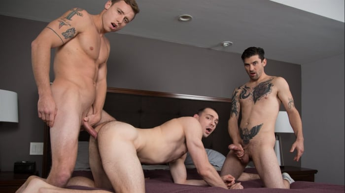 James Sinner in 'Bully Brothers'