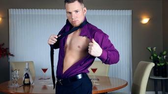 Jaxon Colt in 'Casino Night'
