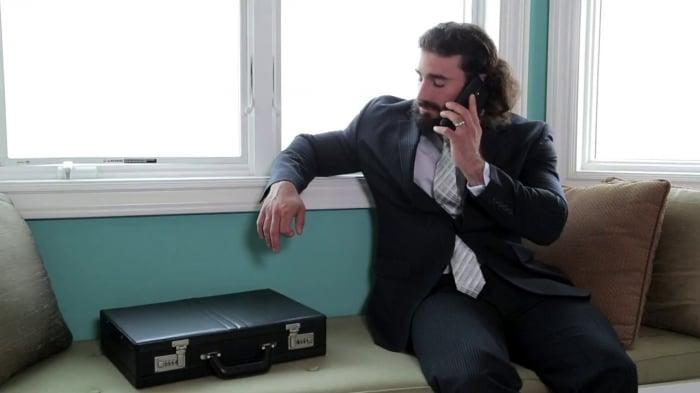Jaxton Wheeler in 'Cheating Business'
