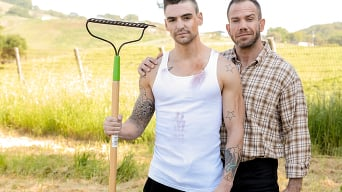 Johnny Torque in 'The Gay Uncle'