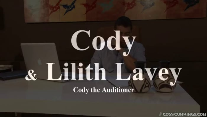 Lylith Lavey in 'Cody The Auditioner'
