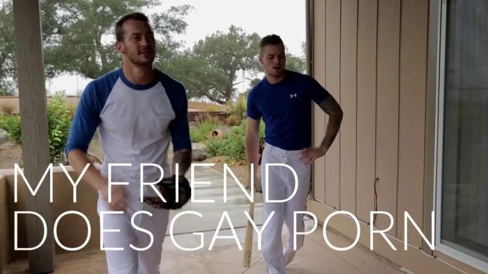 Mark Long in 'My Friend Does Gay Porn'