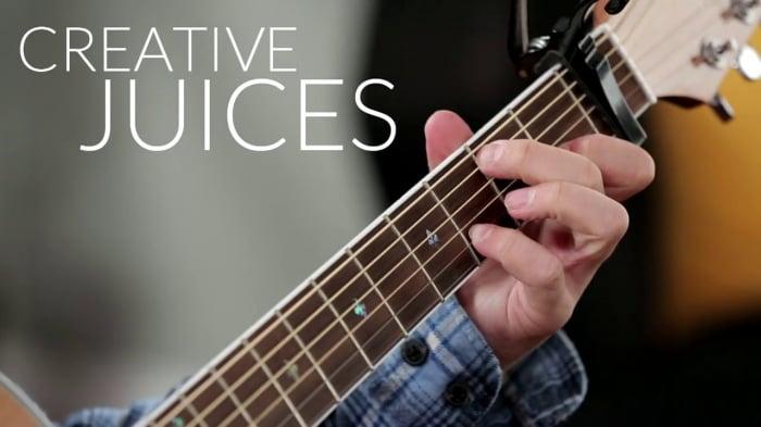 Morgan Shades in 'Creative Juices'