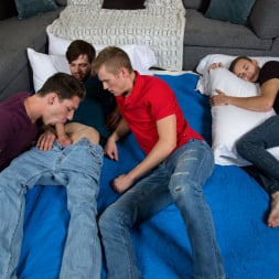 Paul Canon in 'Next Door Studios' Cuddle Puddle (Thumbnail 36)