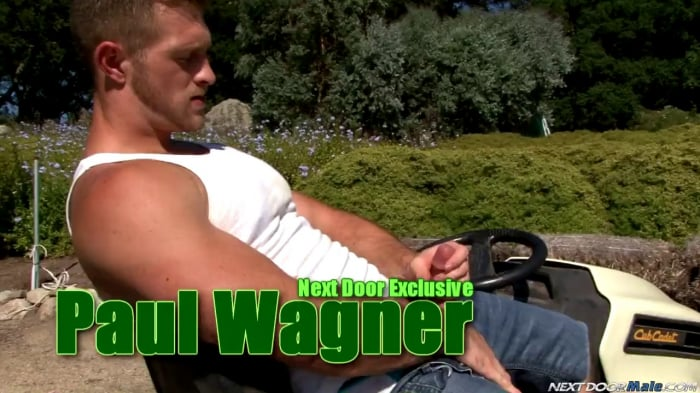 Paul Wagner in 'Paul Wagner'