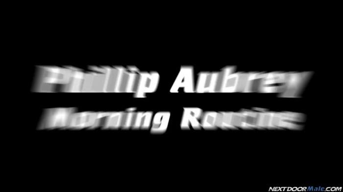 Phillip Aubrey in 'Phillip Aubrey'