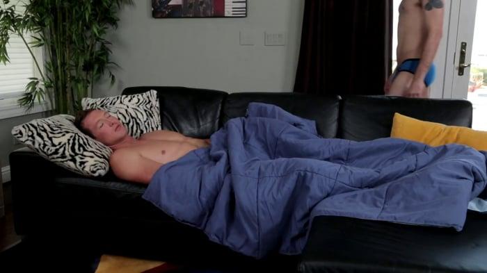 Pierce Hartman in 'Brotherly Secrets Part 2'
