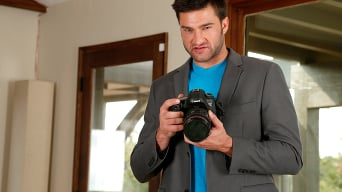 Preston Burgess in 'Hollywood Scandal'