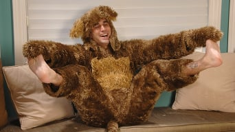 Samuel O'Toole in 'Bearly Fur Real'