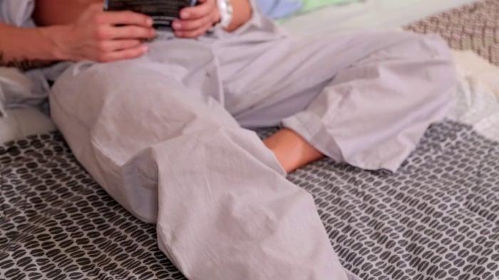 Santiago Figueroa in 'Bedtime Tail'