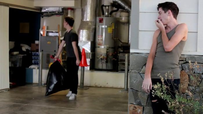 Sebastian Rogers in 'Bang My Junk'