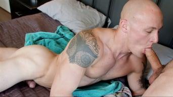 Trevor Laster in 'Roommate Relief'
