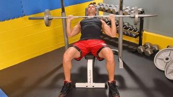 Trystan Bull in 'Gymstruction'