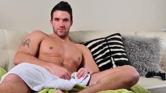 Trystan Bull in 'LETTING OFF SOME STEAM'