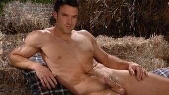 Trystan Bull in 'Sur Le Ranch'