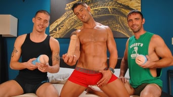 Ty Roderick in 'Pleasure Party'