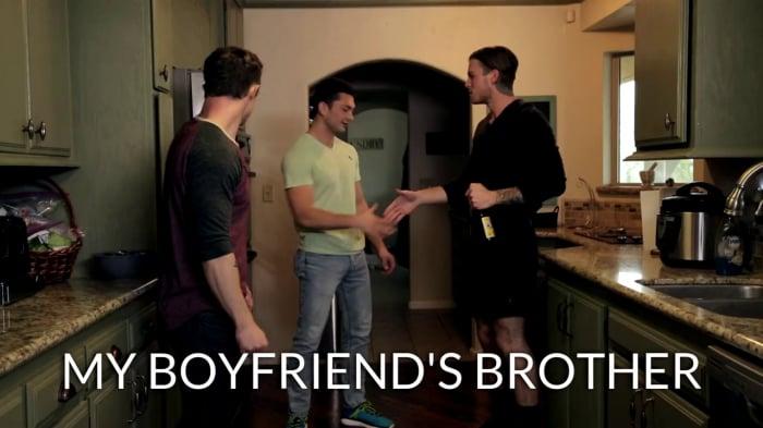 Zane Porter in 'My Boyfriend's Brother'